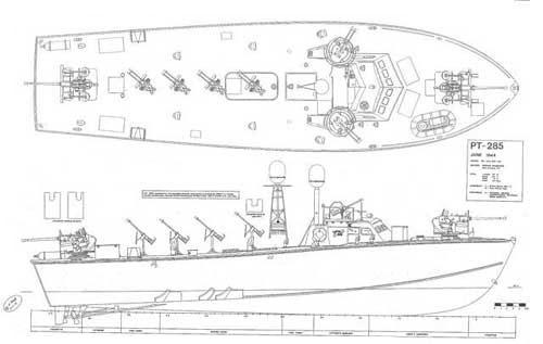 PT+Boat+Drawings PT Boat World - More PT Boat Photos&Informatoin